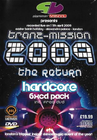 Tranz-mission - 2009 - Hardcore Pack
